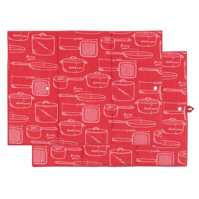 Kitchen Microfiber Drying Mat
