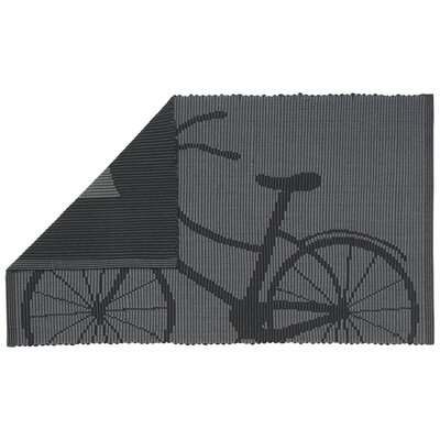 Oglethorpe Bicyclette Kitchen Mat