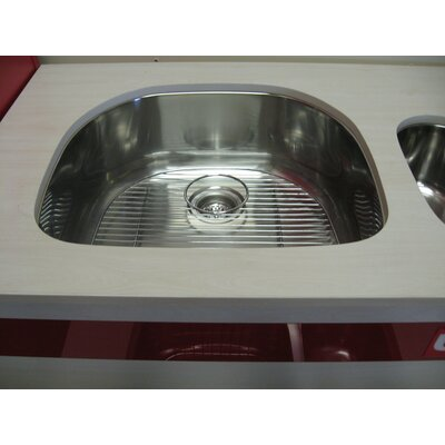22.75 x 20.5 Single Bowl Undermount Kitchen Sink