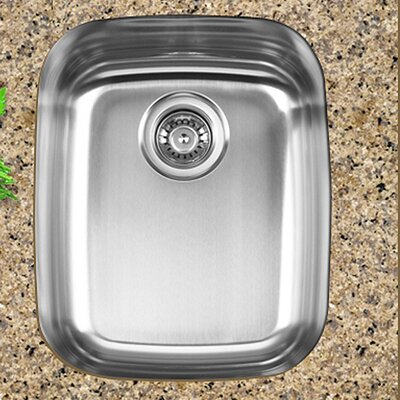 16.75 x 20.5 Undermount Kitchen Sink