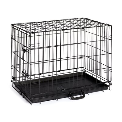 Home On-The-Go Pet Crate Size: Small (23 H x 20 W x 30.5 L)