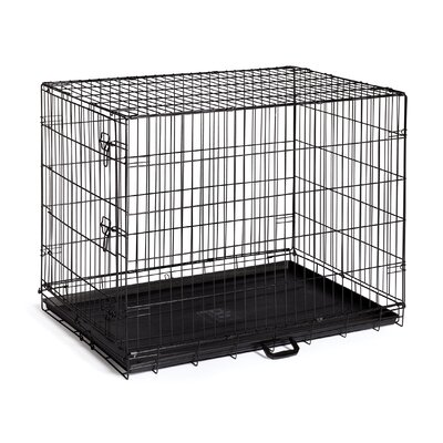 Home On-The-Go Pet Crate Size: Large (32 H x 28.5 W x 42 L)