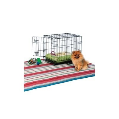 Home On-The-Go Pet Crate Size: X-Small (20 H x 16.5 W x 24 L)