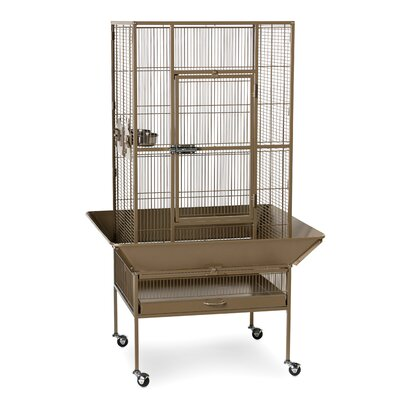 Park Plaza Large Bird Cage with Casters 3352COCO
