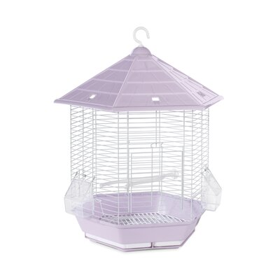 Copacabana Bird Cage Color: Lilac