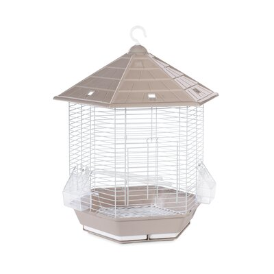Copacabana Bird Cage Color: Stone