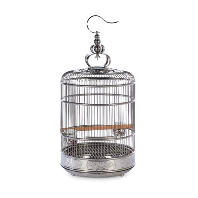 Pet Lotus 28.5 Bird Cage with Removable Tray