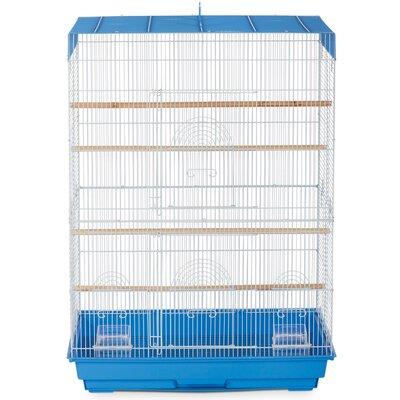 Prevue Pet Products Flight Cage Color: Blue / White