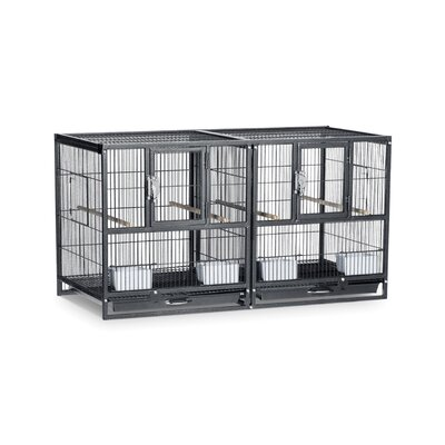Hampton Deluxe Divided Breeder Cage System