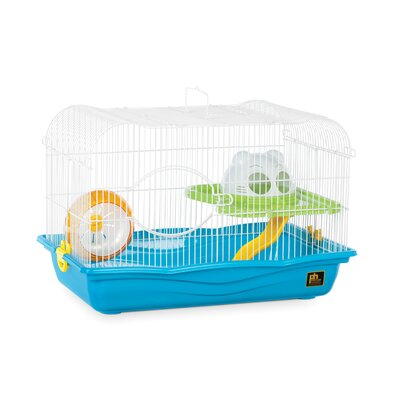 Pet Products Large Hamster Cage Color: Blue