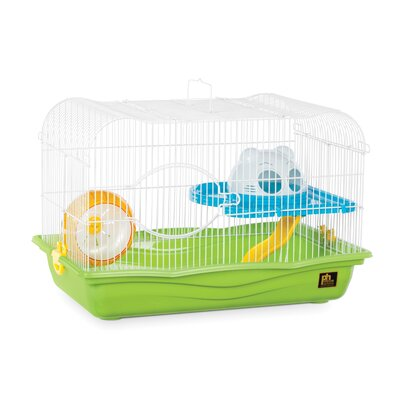 Pet Products Large Hamster Cage Color: Green