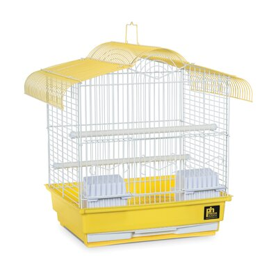Bird Cage with Removable Tray