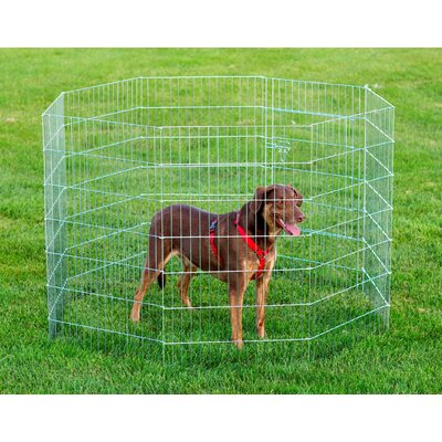42 Exercise Dog Pen