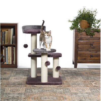28 Kitty Power Paws Play Palace Cat Tree
