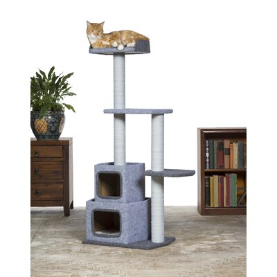 54 Kitty Power Paws Sky Tower Cat Tree