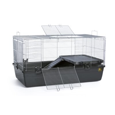 Universal Small Animal Cage w/ Wire Spacing