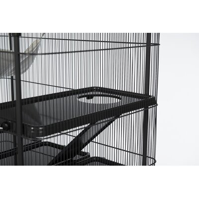 Deluxe Critter Small Animal Cage