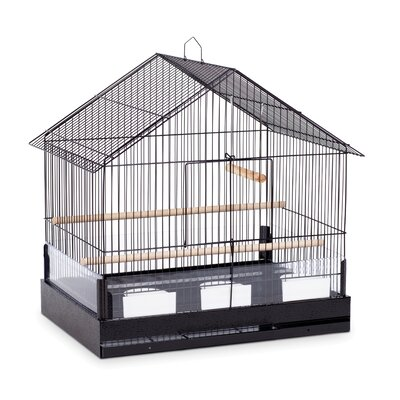 Lincoln Hanging Bird Cage with Removable Tray