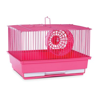 Small Animal Cage Color: Pink