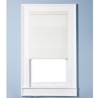 "Top Blinds Arlo Blinds Light Filtering Cordless Cellular Shade - Color: Cream, Size: 24"" W x 60"" H at Sears.com"