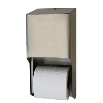 Standard Double Roll Tissue Dispenser