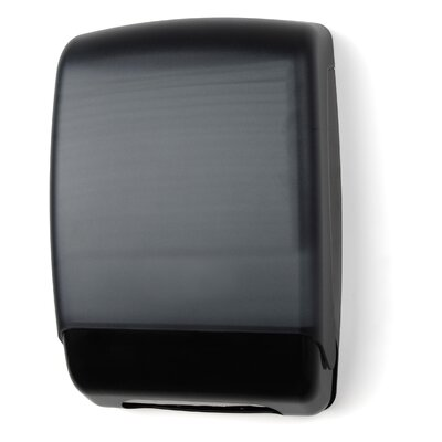 Multifold Towel Dispenser Color: Black Translucent