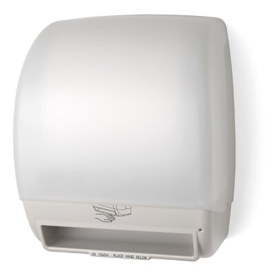 Electra Automatic Towel Dispenser Color: White