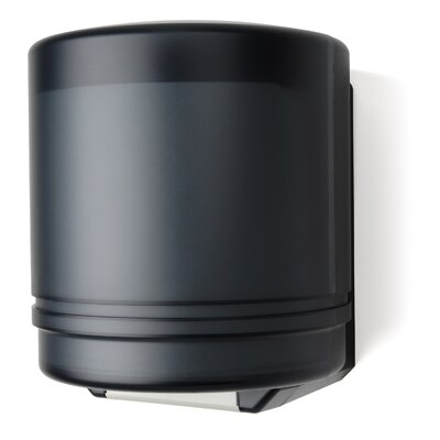Centerpull Towel Dispenser Color: Black Translucent