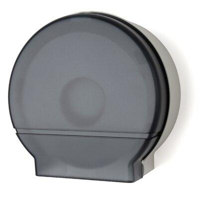 Jumbo Roll Tissue Dispenser Color: Dark Translucent