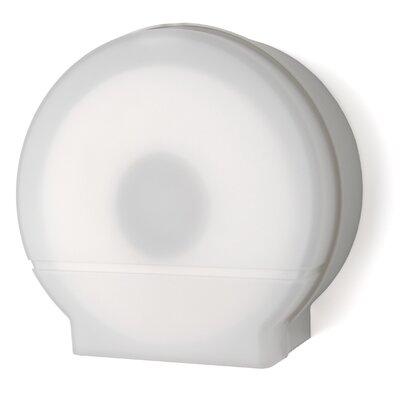 Jumbo Roll Tissue Dispenser Color: White