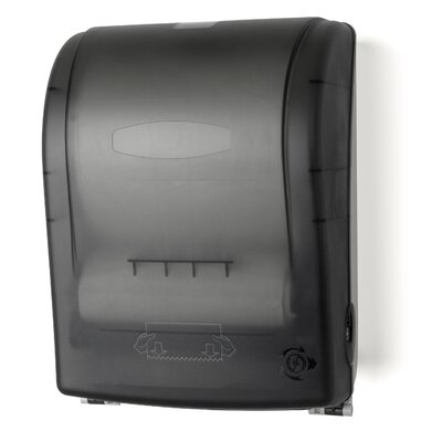 Mechanical Auto-Cut Roll Towel Dispenser