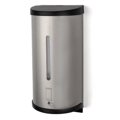 Electronic Bulk/Cartridge Soap Dispenser Color: Brushed Stainless