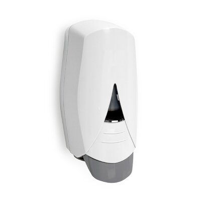 Manual Bulk Foam Soap Dispenser Color: White
