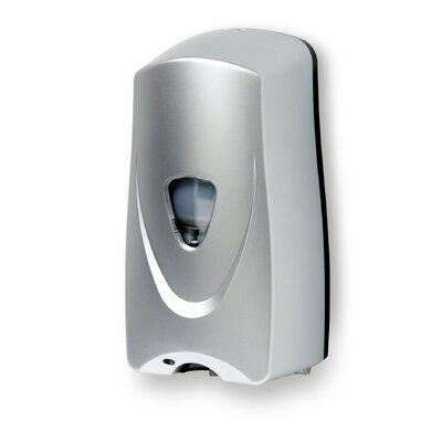 Automatic Bulk Foam Soap Dispenser Color: Platinum