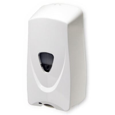 Automatic Bulk Foam Soap Dispenser Color: White