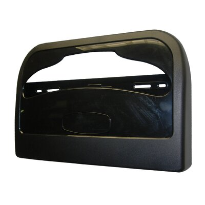 Toilet Seat Cover Dispenser Finish: Dark Translucent