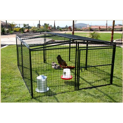 Universal Welded Wire Dog Pen/Chicken Coop