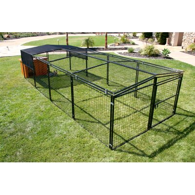 Laplant Welded Wire Chicken Run Extension