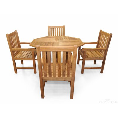 Design Teak Dining Set Product Photo
