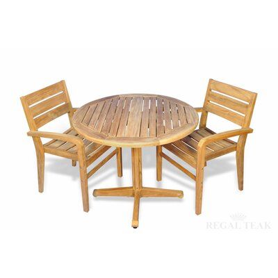 Bodalla Patio 3 Piece Dining Set
