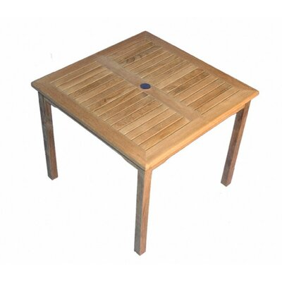 Bistro Table Table Size: 48