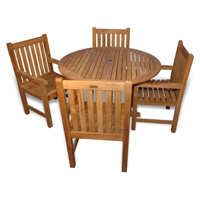 Annagrove 5 Piece Dining Set
