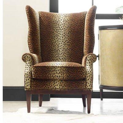 Aurora Wingback Chair