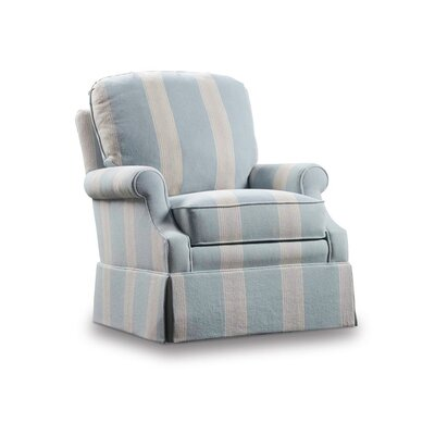 Dinah Arm Chair Upholstery: 2293 Linen
