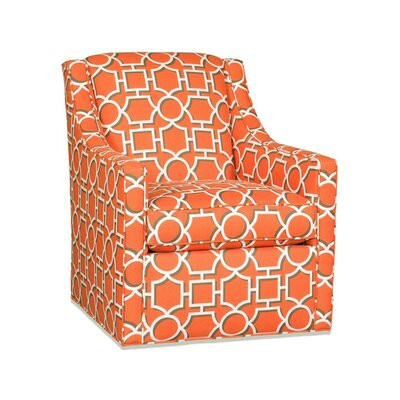 Darya Arm Chair Upholstery: 2710 Metal