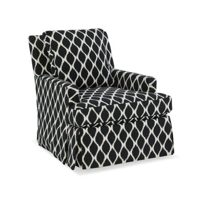 Iris Arm Chair Upholstery: 2703 Pewter