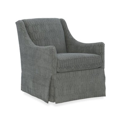 Casey Arm Chair Upholstery: 2239 Linen