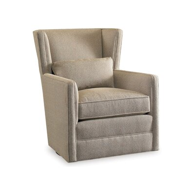 Surry Wingback Chair Upholstery: 2696 Ivory