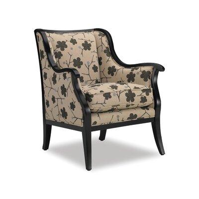 Cadence Exposed Wood Arm Chair