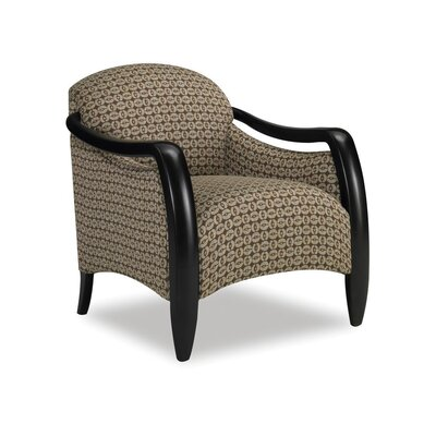 Picasso Exposed Wood Armchair